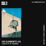 100 Elements w/ YL - 8th February 2018
