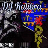 D.G.R Podcast077: Special H.P.G Detonator mix by Kalibra DJ(Lux)