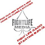 Fight Life Radio is Moving!
