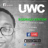 Rodrigo Ventour Show for UWC Radio 14.8.2018