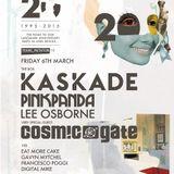Lee Osborne - Live @ Ministry of Sound (London) - 06.03.2015