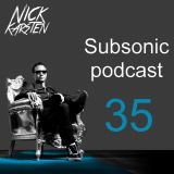 Subsonic Podcast - 035 - Yearmix of 2015