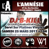 The B-Kill Show ep 55 - B-Day Live In L'Amnésie Annecy Part I