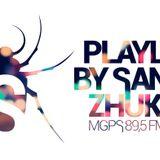 Sander Zhukov - Playlist 3-4 (megapolis 89,5 fm)
