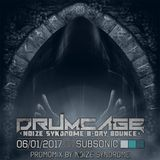 Drumcage Promomix #01 - Noize Syndrome