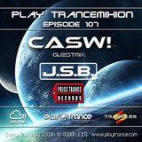 J.S.B @ Play Trancemixion 29.01.2015 PLAYTRANCE RADIO