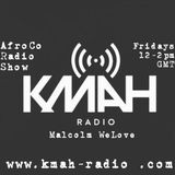 AfroCo Radio Show Fridays episode 2