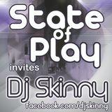 STATE OF PLAY (17-12-12) guest DJ SKINNY @ www.cannibalradio.com