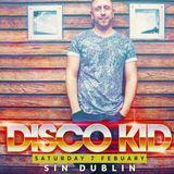 Disco Kid - Mixtape sessions #004 The Shufflers Edition (Sin,Dublin Promo Sat 7th Feb)