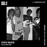 FUPU Radio w/ DJ BAE BAE: Black Ourstory Mix - 12th February 2018