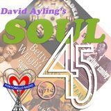 Portobello Radio David Ayling's Soul 45 Show EP14.