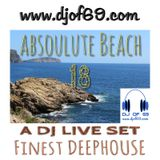 AbSoulute Beach 18 - Finest DeepHouse