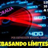 """""""Rebasando Límites"""" con OraLia en Expresión Musical y Rock Story- Programa Variado 19 mayo 2014."""