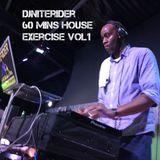 DJ NITERIDER'S 60 MINS HOUSE EXERCISE VOL 1
