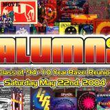 DJ Markie Mark Live @ Alumni 2 - 22-May-2004