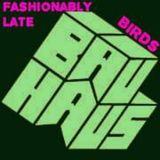 Pieter Legel @ Bauhaus' Fashionably Late Birds-Fest