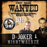DJ D-Joker & Nightwalker @ Swiss Hardstyle-Mafia Lovemobile Wild Wild Hardstyle