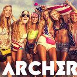 DJ Archer Electro & house edm trance club MIX 2015 #10