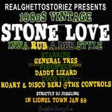 STONE LOVE IN LIONEL TOWN JAN 1989