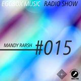 EB RADIO SHOW 015 - MANDY RARSH aka DAMIAN LEVENSOHN