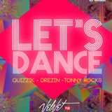 Quizzik recorded live @ Let's Dance (24 08 2014)