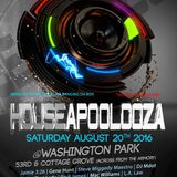 A Day @ Lemelle's Luxury Lounge: Houseapalooza - 20 August 2016