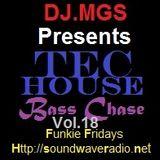DJ.MGS.Presents:Tech House Base Chase Vol.18