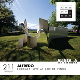 Alinea A #211 Alfredo (Special 4th Birthday) (Cor de Vinho)
