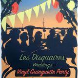 Playlist Les Disquaires Guinguette Party