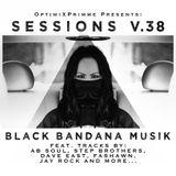Sessions V.38(Black Bandana Musik) Tracks By ALC, Fashawn, Ab-Soul, Joey Bada$$, Evidence & More