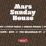 Sergio Fedasz July 2019. Live From Mars Bars Sunday, S.F.