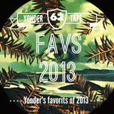 Yondertape #62 - Favorite Tunes of 2013