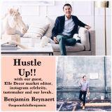 Hustle up!!! featuring Benjamin Reynaert