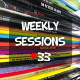 Weekly Sessions #33 (Week 12th - 13th)