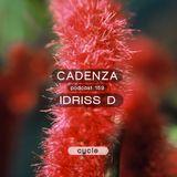 Cadenza Podcast | 159 - Idriss D (Cycle)