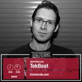 Tekbeat @ Trickstar Radio 13/8/17 - James Black in the Tech Mix!
