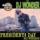 DJ Wonder - Hot 97 Mix - 2.18.19