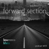 Lawrence Klein - Forward Section #05