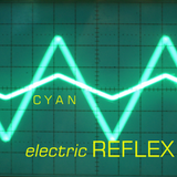 Cyan | Electric Reflex | 09.2013