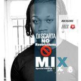 No Restriction Special Mix (2016) @DjScarta