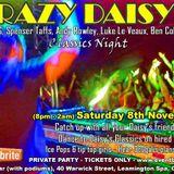 Dj Spenser Taffs - Crazy Daisys Classics Night