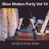 Slow Motion Party Vol 14