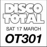 Italo DJ Set @ Disco Total Amsterdam March 17 2018