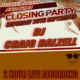 Craig Dalzell Live @ Heather Street, Belfast 26.09.15 (2hr Set)