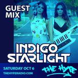 THE HYPE 104 - INDIGO STARLIGHT guest mix