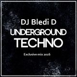 Underground Techno Mix 2016 March