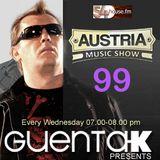 Austria Music Show 99 (Week Halftime) von und mit Guenta K By GUENTA K