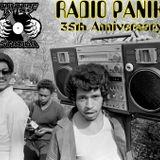 CULTUREWILDSTATION SHOW  24 10 2018 SPECIAL RADIO PANIK'S 35TH ANNIVERSARY MIX BY DJ SCHAME!!!!