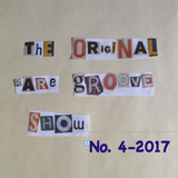 The Original Rare Groove Show 24/01/2017