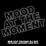 Mik izif - Mood At The Moment (Decks & EFX)